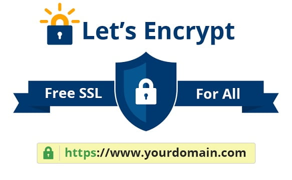 chứng chỉ SLL Let's Encrypt
